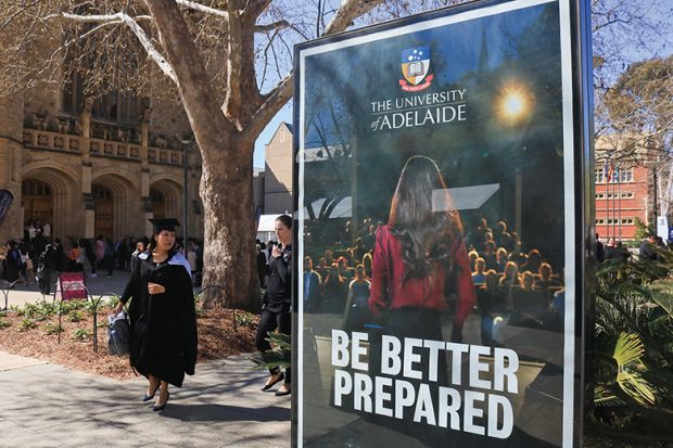 Adelaide campus