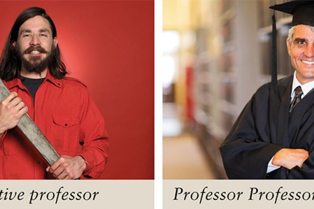 Administrative Professor and Professor Professor