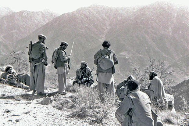Afghanistan fighters 1979