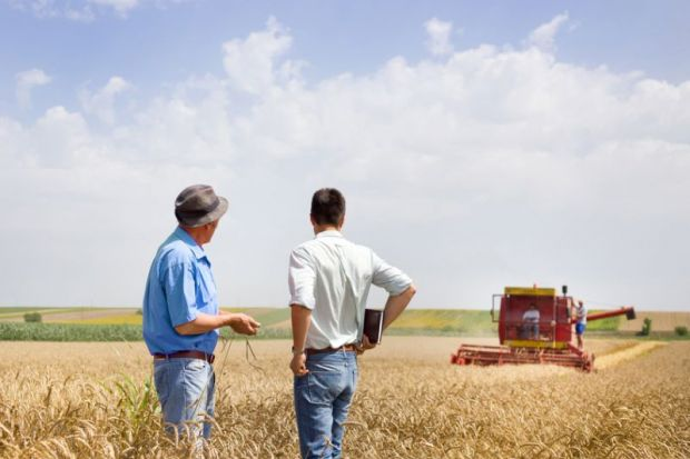 Why Study Agriculture?