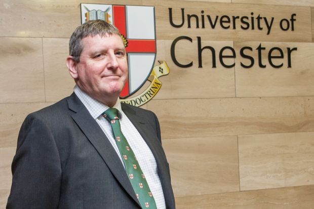 Alan Finnegan, University of Chester