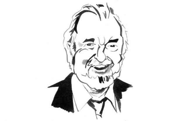 Alan Ryan columnist illustration