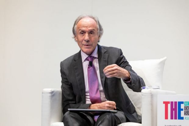 Alan Finkel at the Research Excellence Summit