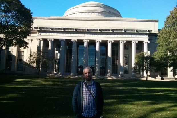 jailed turkish physicist recounts research struggle in prison the news