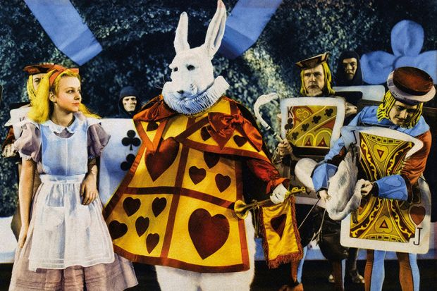 Alice in Wonderland, 1933