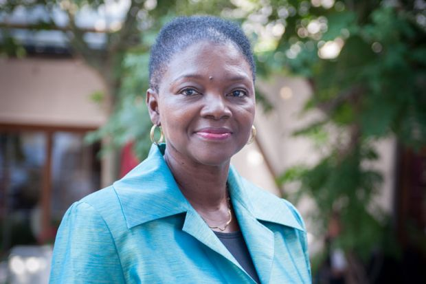 Former Labour Cabinet minister Baroness Amos, director of Soas, University of London