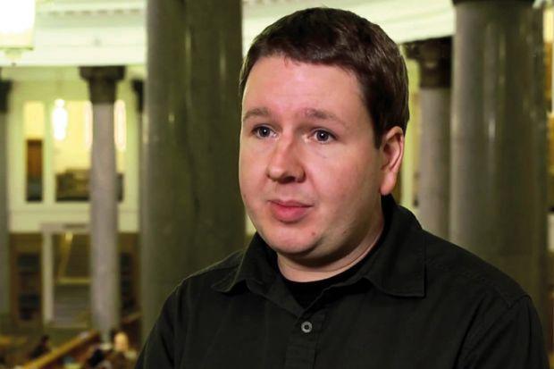 Andrew Gunn, University of Leeds