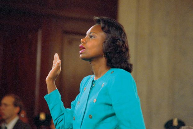 US law scholar Anita Hill