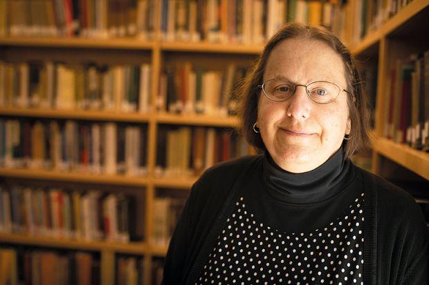 Anne Monius, 1964-2019