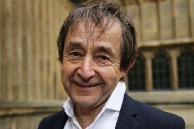 Anthony Seldon, vice-chancellor, University of Buckingham