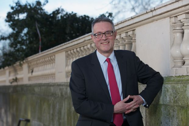 Quality Assurance Agency chief executive Anthony McClaran