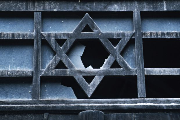 anti-semitism, jew, jews, star of david, budapest
