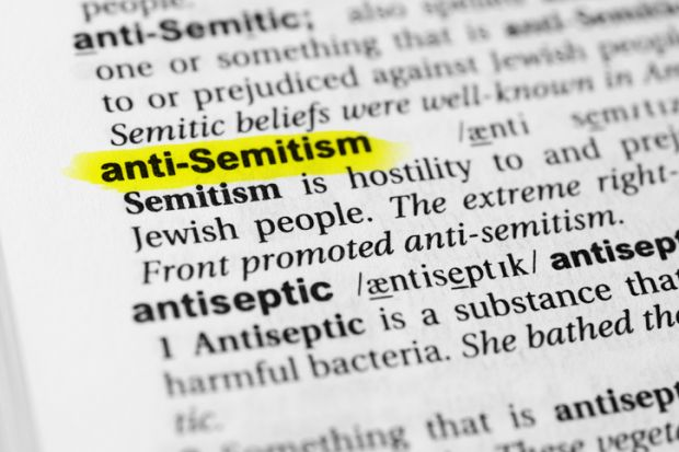 iStock Antisemitism definition