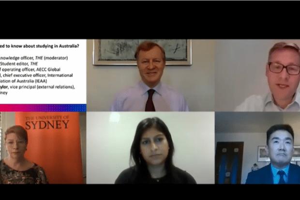 Australia, study in Australia, university, study abroad, coronavirus, visa, application