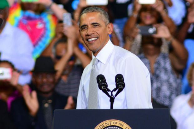 Barack obama research paper