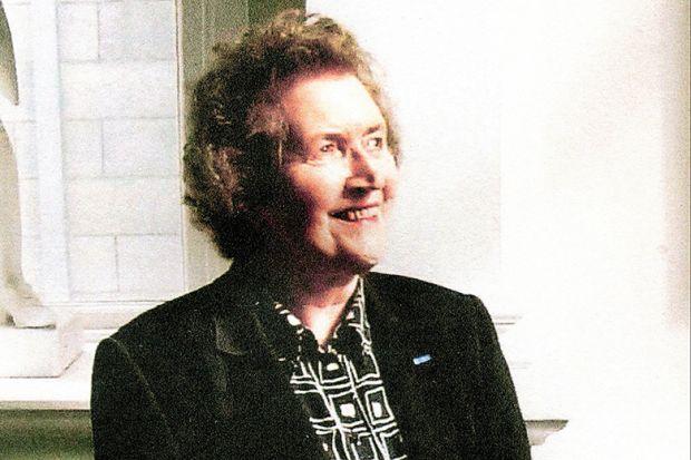 Barbara Wright, 1935-2019