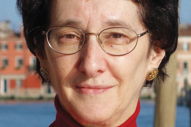 Linguist and author of 'How We Read Now' Naomi S. Baron