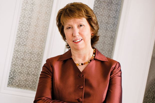 Baroness Ashton of Upholland