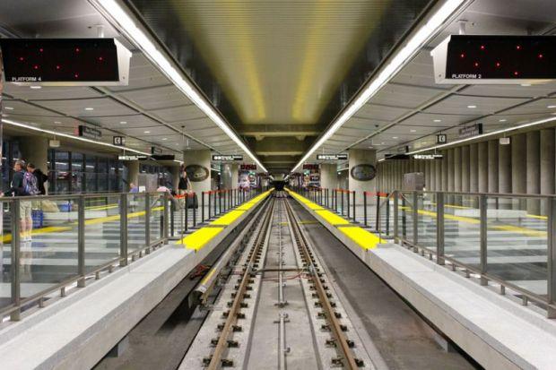 Bay Area Rapid Transport station