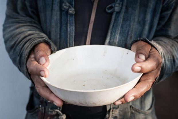 Begging bowl