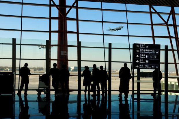 Beijing airport