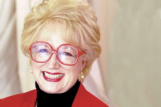 Betty Siegel, 1931-2020