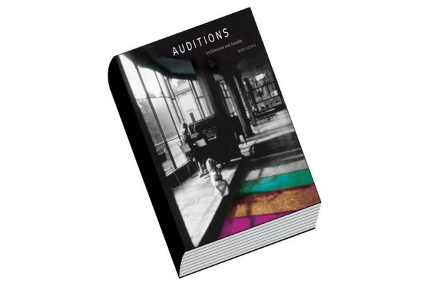 Book review: Auditions: Architecture and Aurality, by Rob Stone