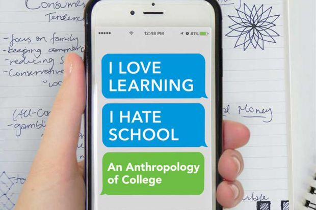Review: I Love Learning, I Hate School, by Susan Blum