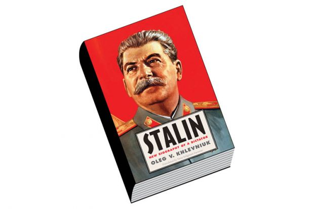 Book review: Stalin: New Biography of a Dictator, by Oleg V. Khlevniuk