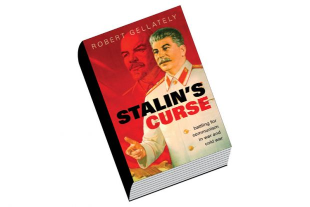Book review: Stalin's Curse, by Robert Gellately
