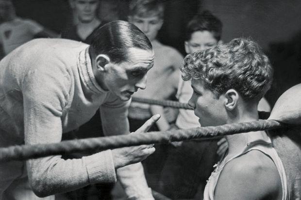 Boxing mentor