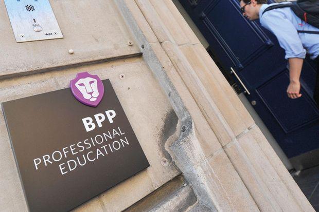 BPP University College