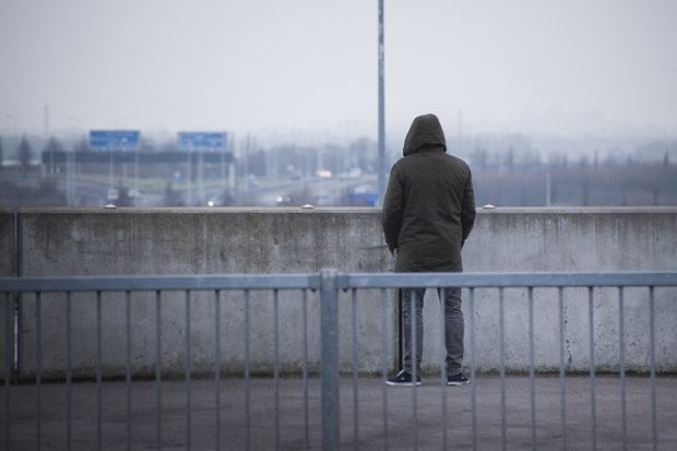 Four in 10 PhD students  'at high risk of suicide'