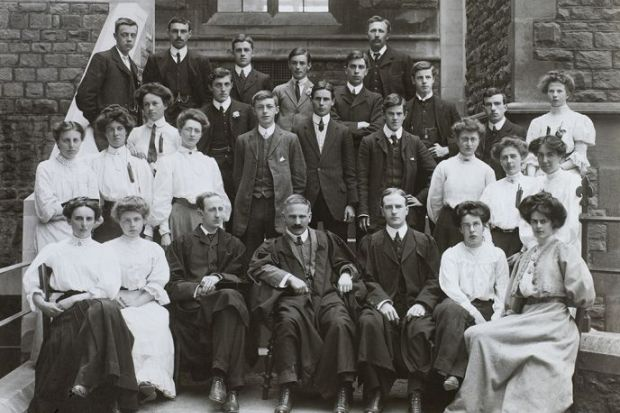 Chemistry department at University College Bristol