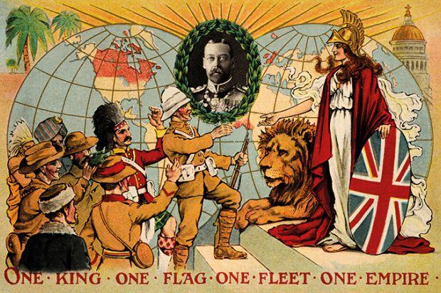 british empire george v