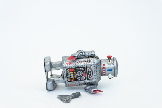 Broken robot