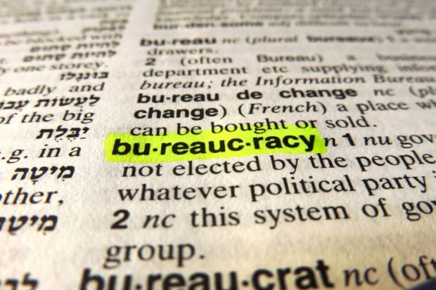 Bureaucracy, bureaucratic, bureaucrat