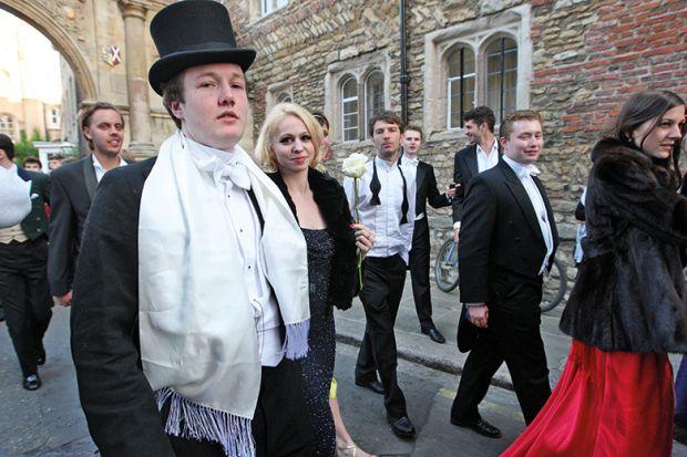 Cambridge students