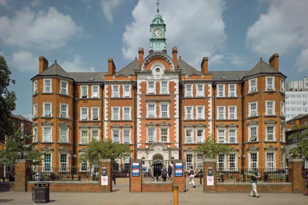london universities list
