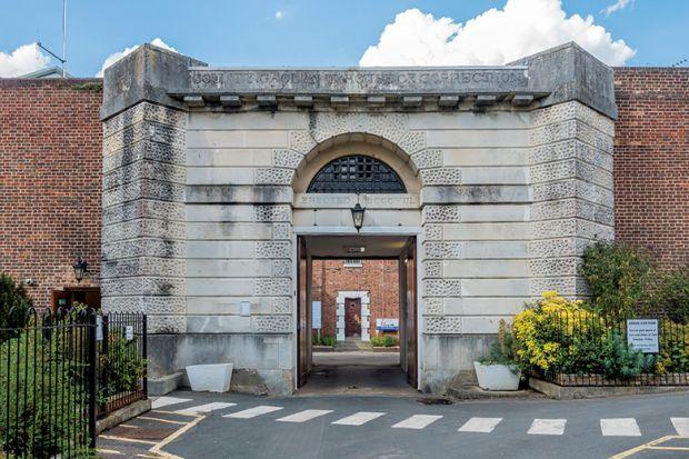 Canterbury prison