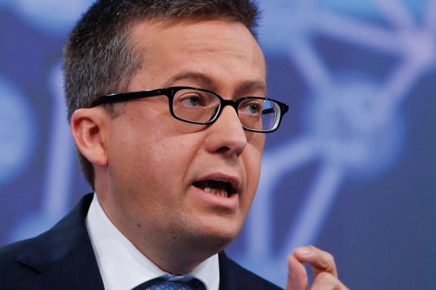 Carlos Moedas, European Union (EU) Commissioner
