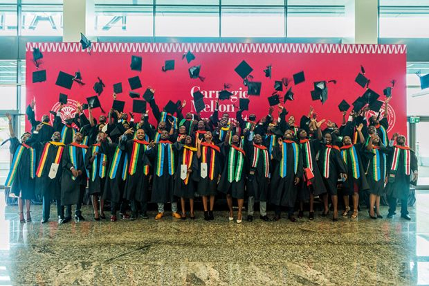 Carnegie Mellon graduates