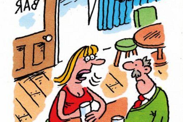 Week in HE cartoon 8 February 2018