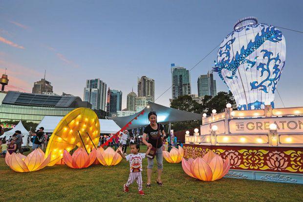 china fair australia