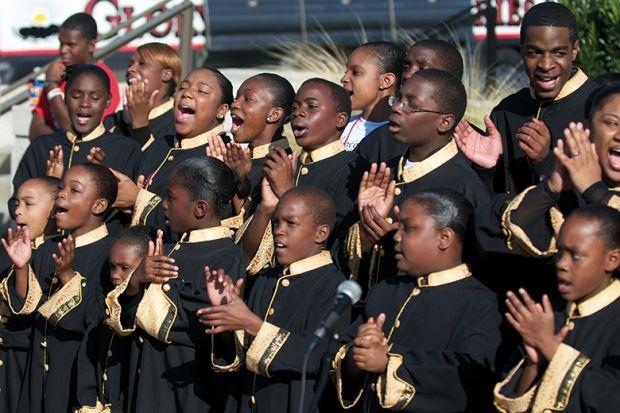 Coro africano