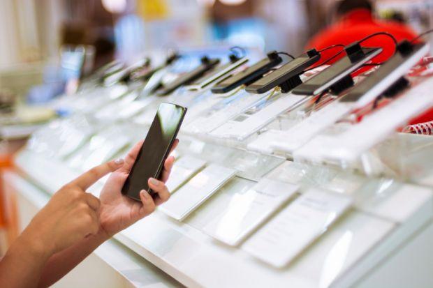 Choosing a smart phone