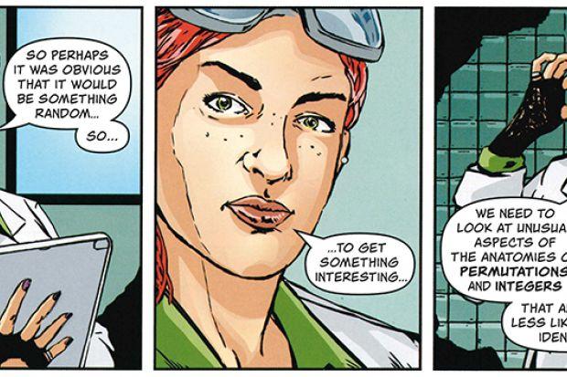 science comic