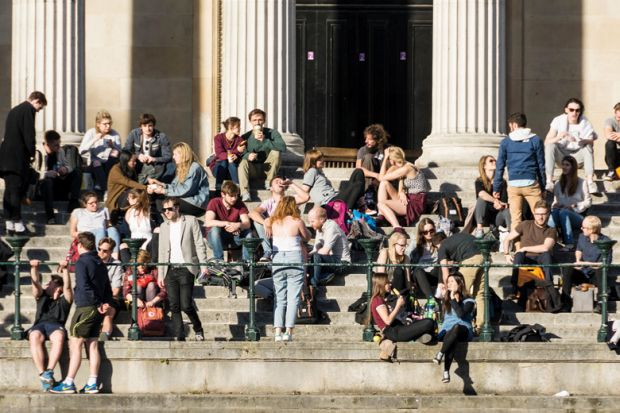 Irish universities drop in world's top 200 research universities rankings