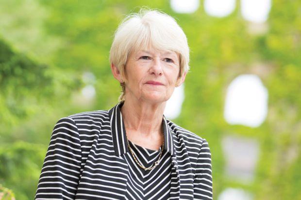 Dame Nancy Rothwell, University of Manchester, British Science Association