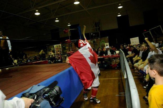Daniel Matthewson as Mr Canada